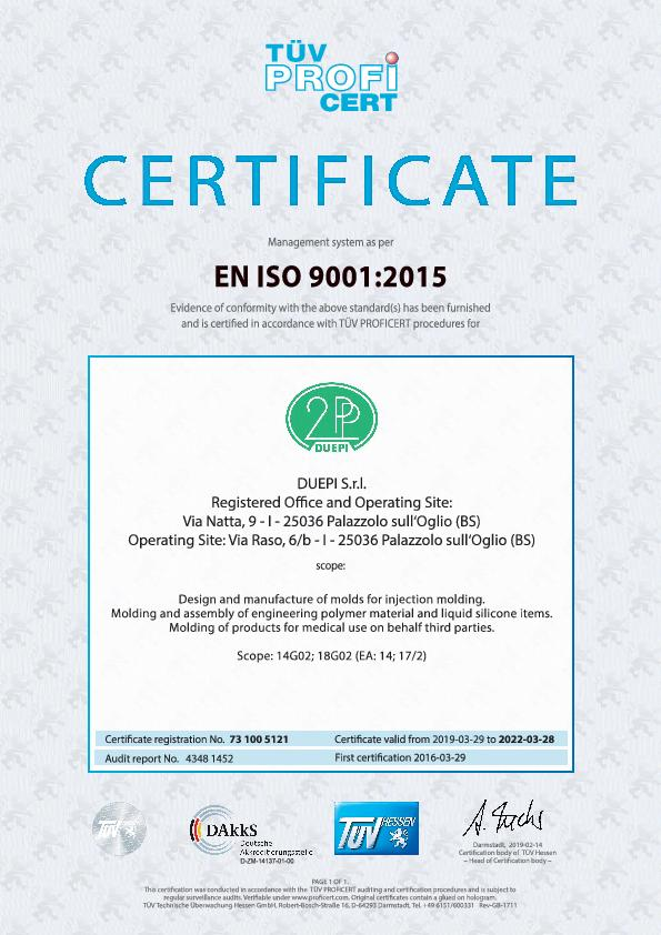 Immagine DUEPI_CERTIFICATION_ISO9001-2015_29.03.19_EN