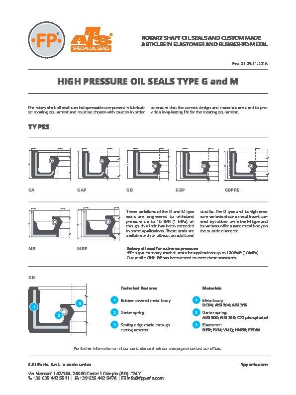 Immagine G and M High Pressure Technical Info_EN