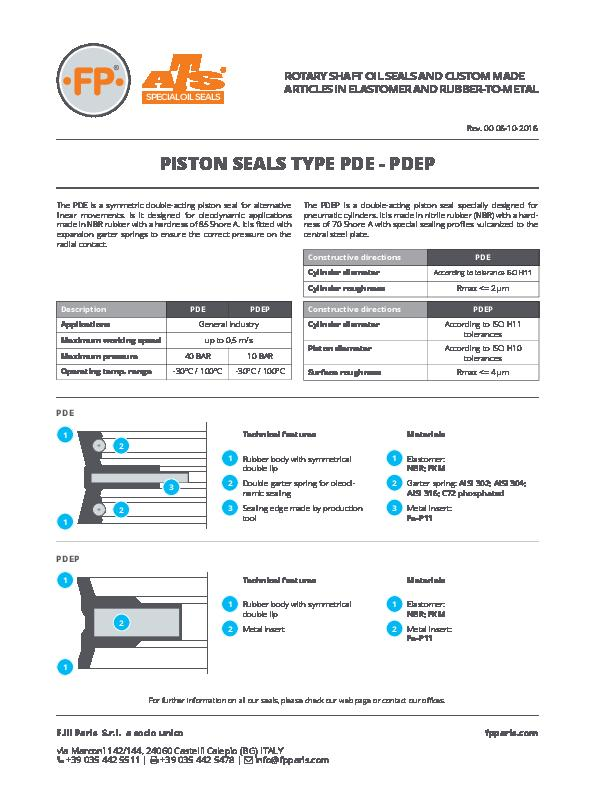 Immagine PDE-PDEP Piston Seals Technical Info_EN