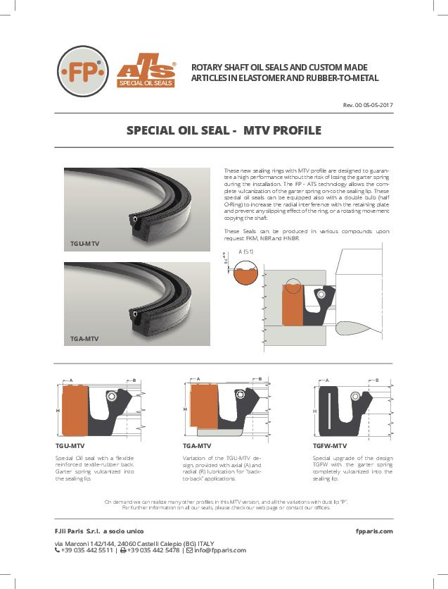 Immagine FP-ATS Rotary Seals Profile MTV Technical Info_EN