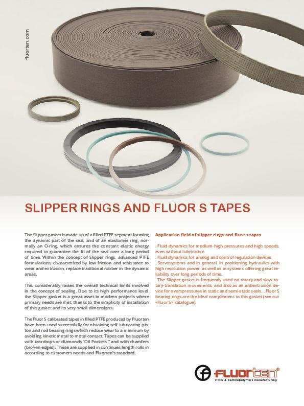 Immagine FLUORTEN Flyer Slipper Rings and FLUOR S Tapes_EN