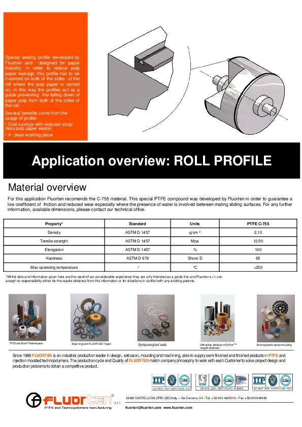 Immagine FLUORTEN Flyer Paper Industry_EN