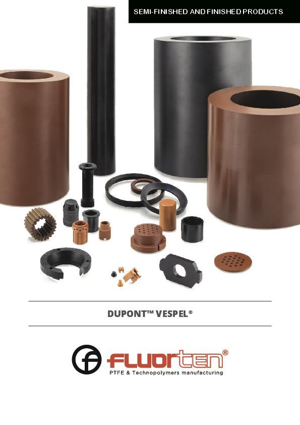 Immagine FLUORTEN_Products_in_Vespel®_EN