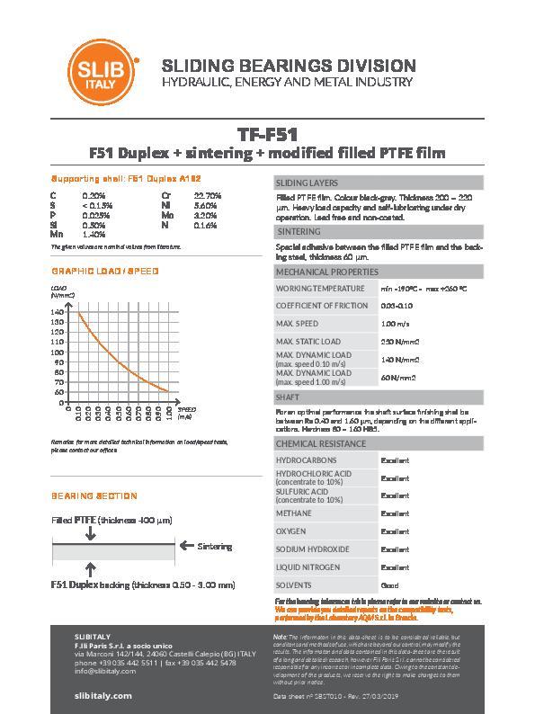 Immagine SLIBITALY_DataSheet_TF-F51_EN